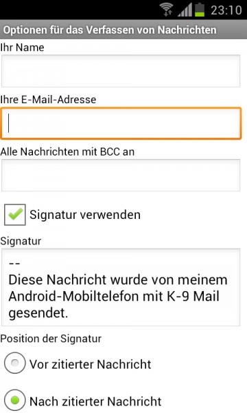 k-9mail-signatur