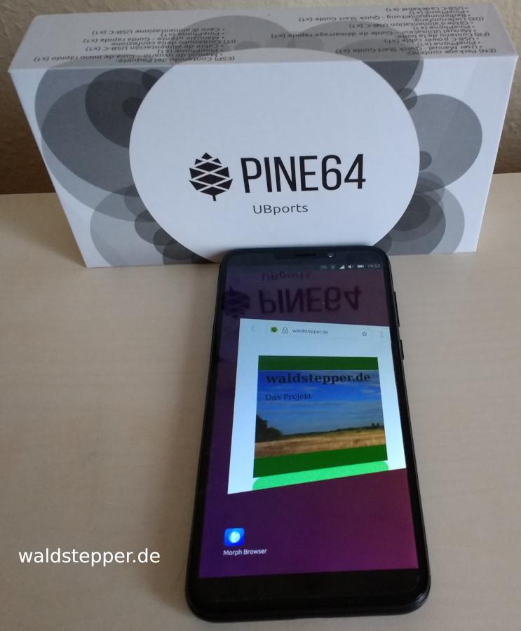 PINE64-PinePhone